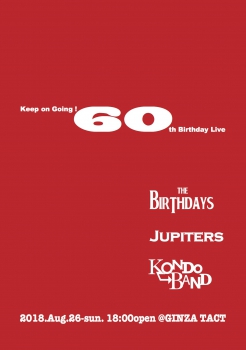 【夜】60th Birthday Live